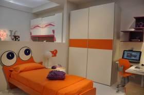 童趣创意简约风儿童房设计装潢
