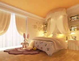 欧式精致品味儿童房装修展示