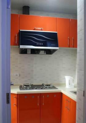 简约时尚厨房设计效果图片