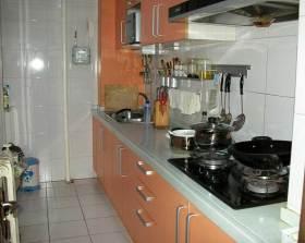 简约风格厨房装修图片