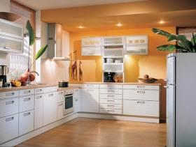 温馨简约风格厨房装修效果图