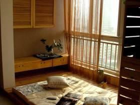 文艺古典中式风格阳台装修效果欣赏
