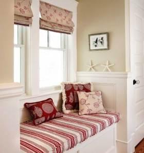 古典美式风格飘窗设计展示