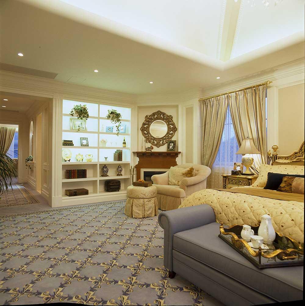 现代雅致欧式风格客厅设计