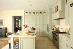 典雅欧式厨房设计美图