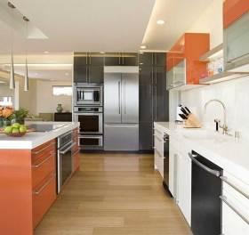 个性现代风格厨房装潢