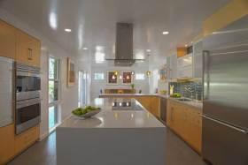 2016现代时尚别墅厨房设计装潢