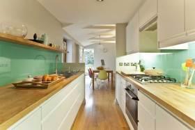 简约质朴休闲厨房装修案例