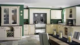 2016美式温馨自然厨房设计