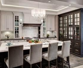 新古典厨房装修设计图片