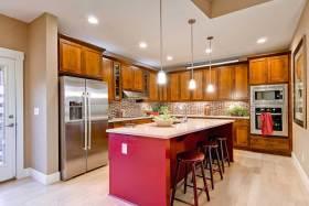 现代装修厨房效果展示
