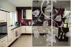 现代新古典厨房装修案例
