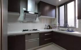 简洁现代风格厨房装修设计