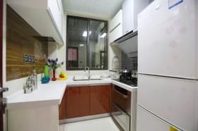 现代时尚装修厨房设计