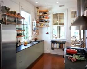 精致宜家风厨房设计装潢案例