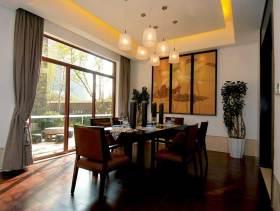 古典大气中式风格餐厅设计效果图