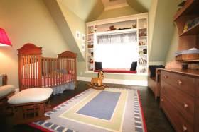 可爱美式儿童房设计效果图