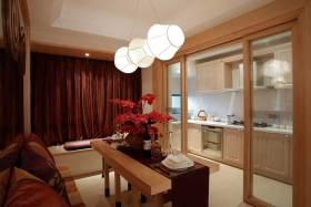 雅致东南亚风格餐厅装潢