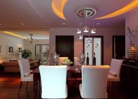 靓丽浪漫现代风格餐厅美图