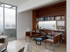 清新典雅中式风格书房设计