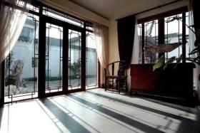 中式经典风格休闲区展示