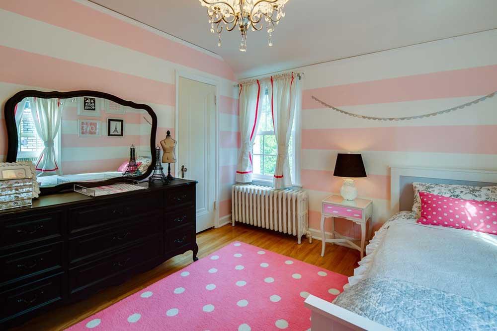 2016简欧温馨卧室装潢设计