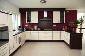 现代时尚厨房装修效果图
