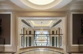 2016新古典简洁吊顶设计欣赏