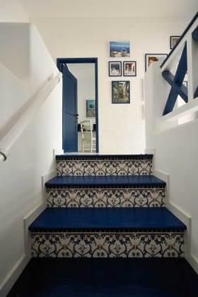 简约清新楼梯布置欣赏