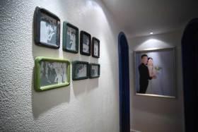 时尚地中海风格照片墙设计欣赏