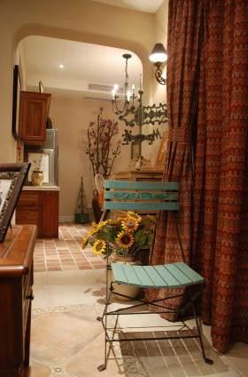 休闲舒适简欧风格室内布置欣赏