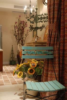欧式田园室内布置欣赏
