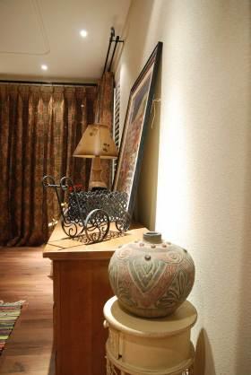 东南亚异域风情装饰品装修案例