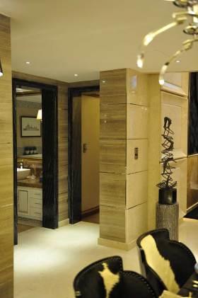 新古典风格质感室内一隅设计