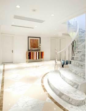 新古典时尚楼梯装修效果图