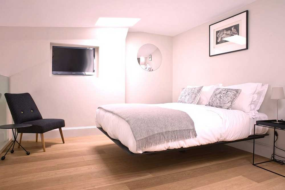 前卫个性现代风卧室装修实例