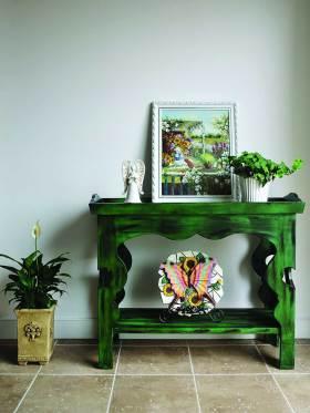精致美式家装局部装饰图片