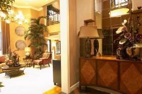古典混搭风格家装收纳柜设计展示