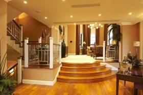美式风格楼梯设计精品实例