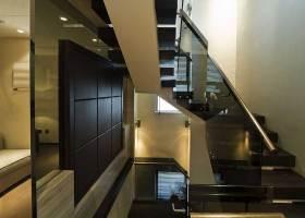 凝练大气现代风楼梯装修图片