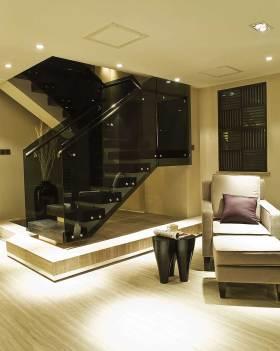 后现代元素楼梯设计展示