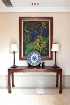古典混搭风装饰品展示