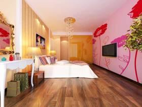 精致现代风格新房卧室装潢布置