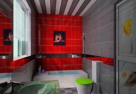 2016浪漫现代风卫生间设计展示