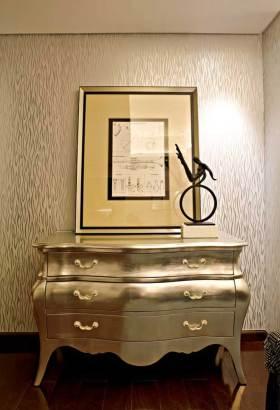 精致奢华欧式风格收纳柜设计展示