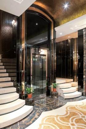 2016精致时尚欧式楼梯设计效果欣赏