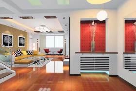 低调奢华现代风格玄关装饰效果欣赏