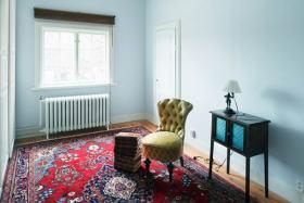 时尚古典美式风格休闲室设计效果图