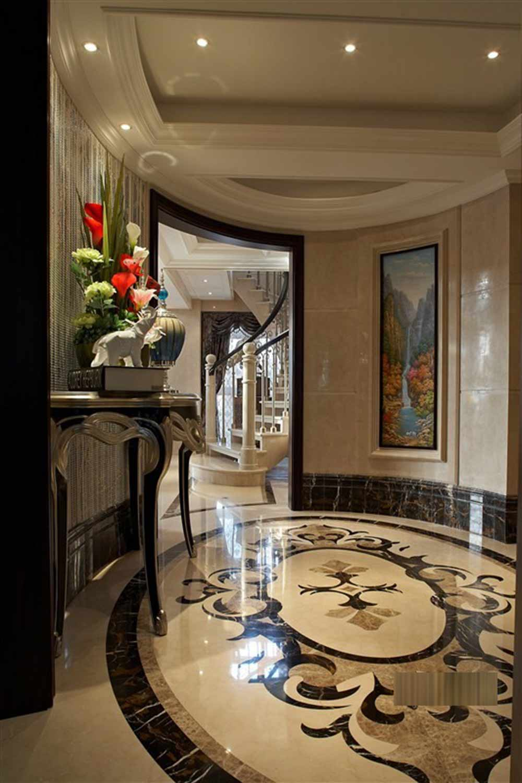 大气古典欧式风格过道装饰欣赏