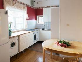 雅致细腻简约风格厨房温馨装修
